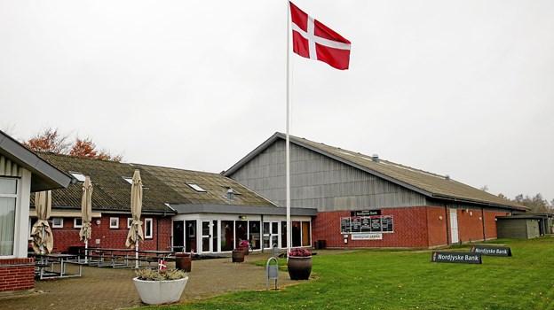 Selv om Nordjyllandshallen er blevet 25 år er det stadig én af Kommunens nyeste haller. Foto: Tommy Thomsen