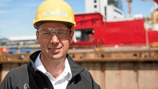 Lars Fischer har fungeret som sidestillet direktør til Christina Ørskov gennem de sidste tre år.Privatfoto