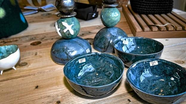 Keramik. Foto: Ole Iversen Ole Iversen