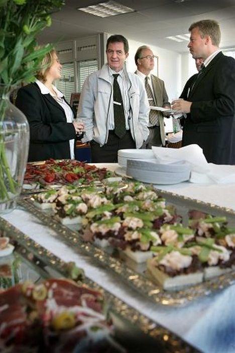 EDC Danesbo fejrede fredag sit nye navn. FOTO: BENTE PODER
