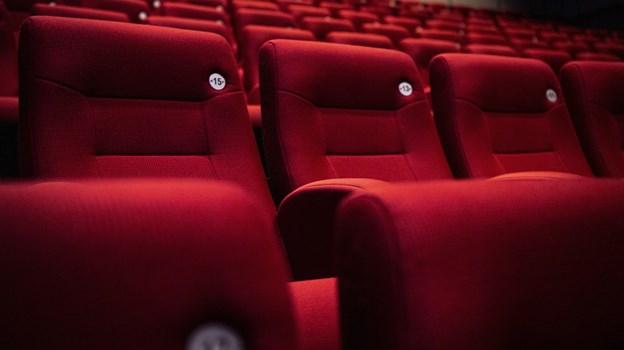 Stolene i biografen udskiftes med luksusmodeller med fodstøtter, elektriske nattestøtter og perfekt siddekomfort. Foto:  Laura Guldhammer
