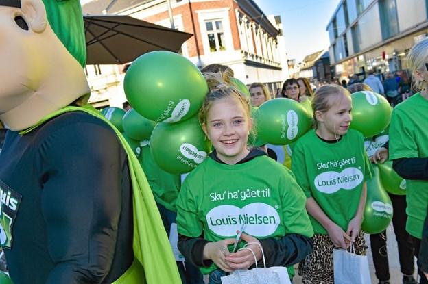 Louis Nielsen gjorde bynight grøn... Ole Iversen