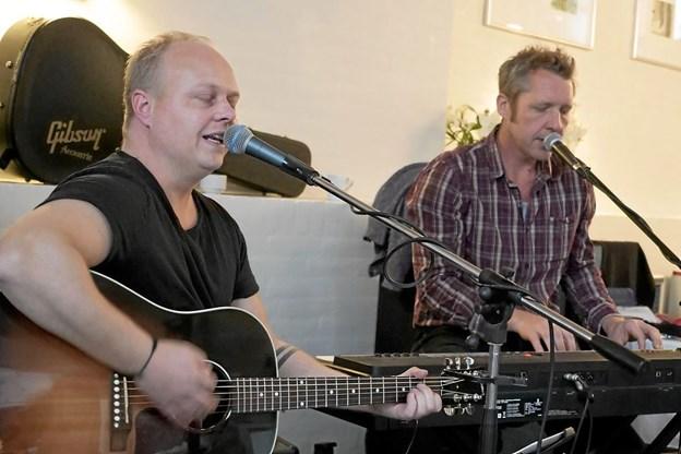 Mens Hits Up spillede, kunne man gå på opdagelse og hente inspiration hos de mange udstillere. Foto: Peter Jørgensen Peter Jørgensen