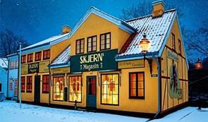 Hyggelig tur til Jul på Bakken og Korsbæk