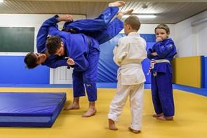 Oplev det bedste judo i Danmark