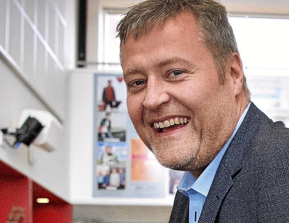 Vi føler os ikke repræsenteret af FUF, siger Anders Brandt Sørensen.