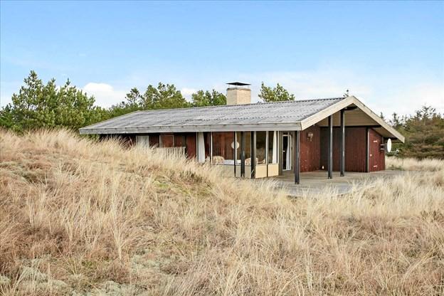 Nyt bureau til udleje feriehuse i området omkring Hirtshals  Modelfoto