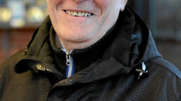 Jørgen Andersen:  Nej, det synes jeg ikke. Når man tænker på sundhedsrisikoen ved at ryge, så er det vigtigt, at kommunerne går forrest. Foto: Allan Mortensen