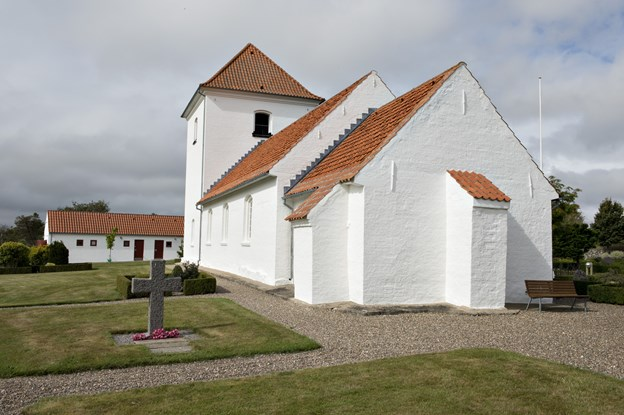Gærum Kirkes genåbning markeres ved festgudstjeneste