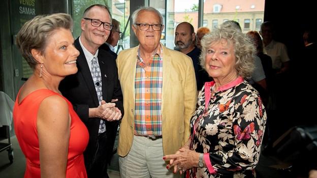 Per Pallesen var også blandt premieregæsterne. Foto: Lars Pauli © Lars Pauli