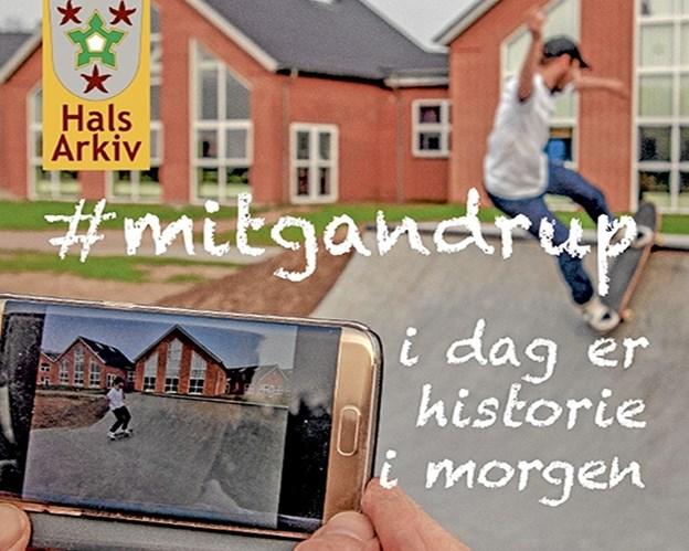 Hals Arkiv ønsker at skabet et øjebliksbillede for eftertiden af Gandrup i maj 2019. PR-foto