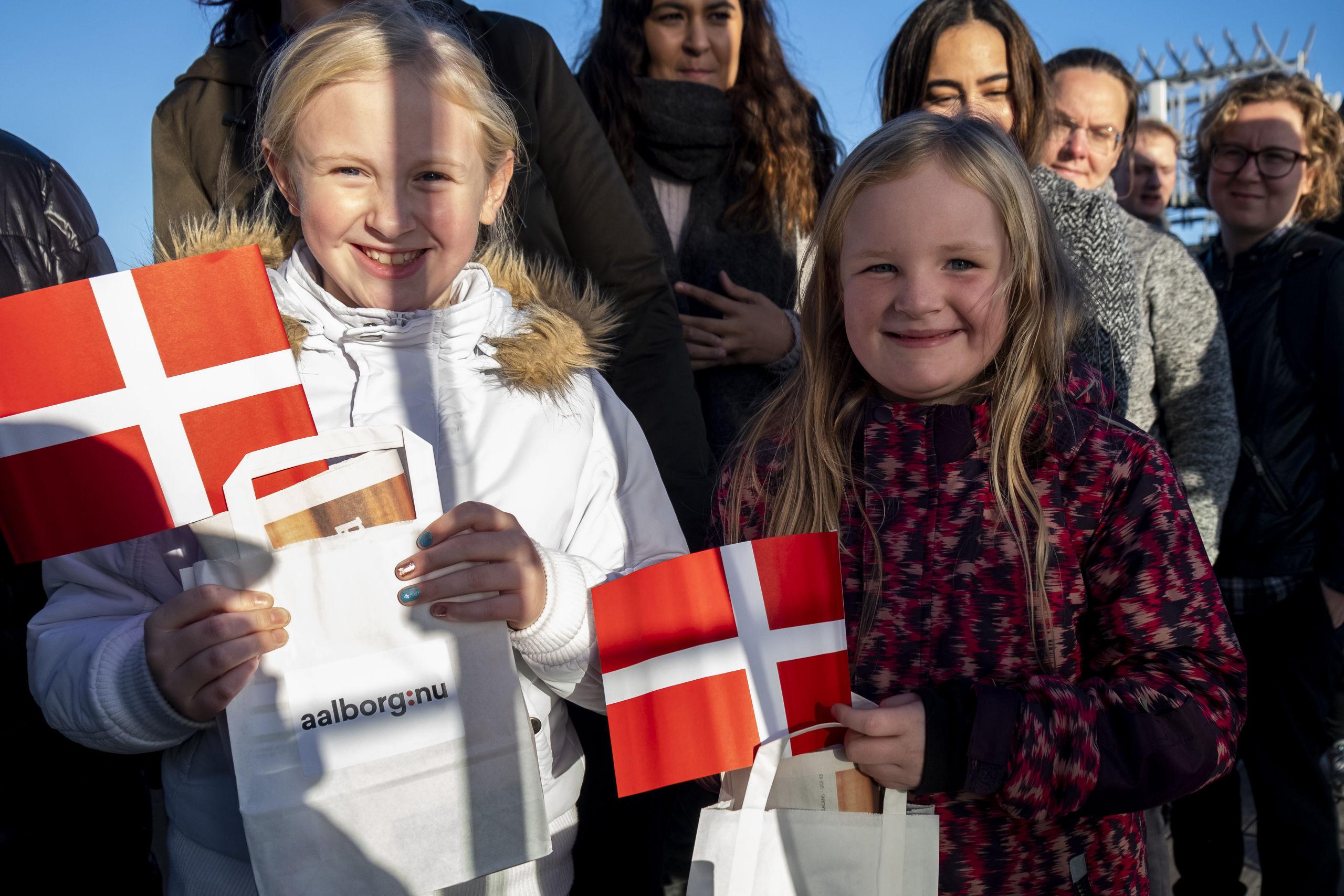 Camilla Gammelgaard og Lasse Sand