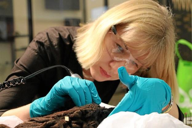 Professor Karin Frei fra Nationalmuseet er verdensberømt for sit banebrydende arbejde med strontiumanalyse, som bl.a. har påvist, at Egtvedpigen ikke stammede fra Danmark. Privatfoto