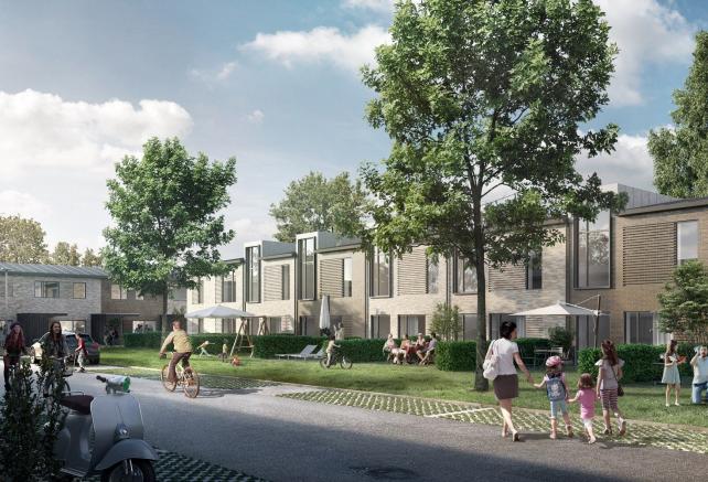 Kæmpe boligområde skal shines op