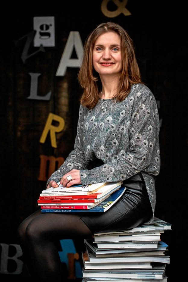 Rikke Quorning Poulsen er ny lejer hos CEMTEC i Hobro. ?Foto: Privat.
