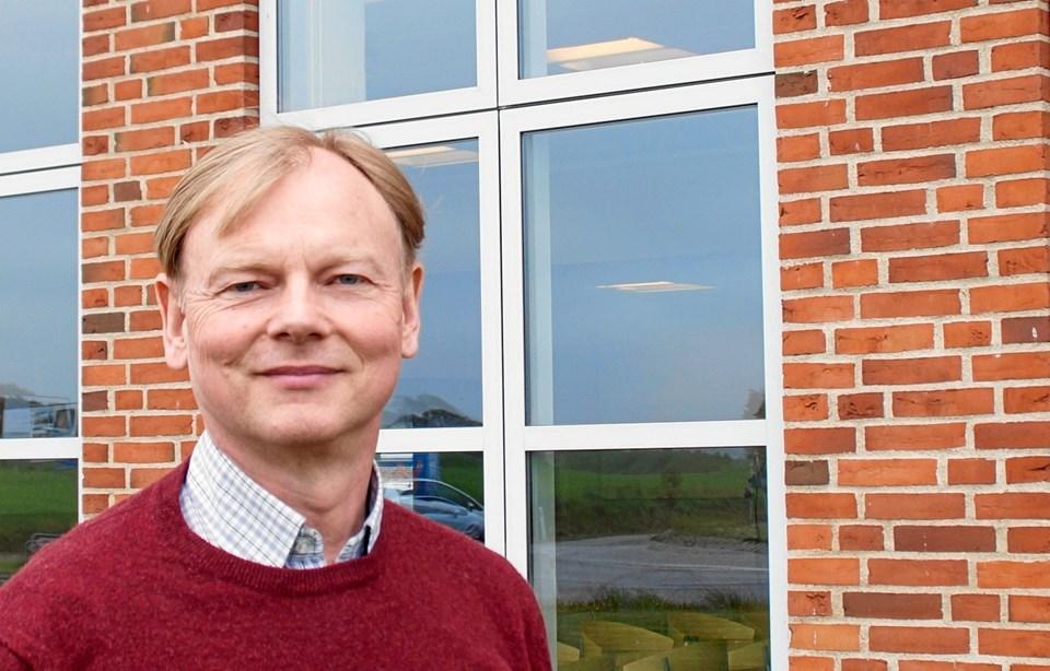 Flemming Pedersen. Foto: privat.