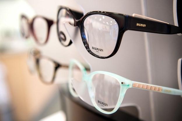 0f73d91cee63 Louis Nielsen lancerer ny brillekollektion i samarbejde med Balmain. Foto   Laura Guldhammer