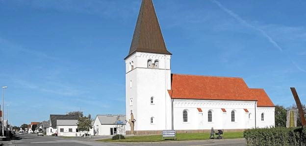 Forårssange i Sindal Bykirke kommer Danmark rundt. Arkivfoto: Niels Helver