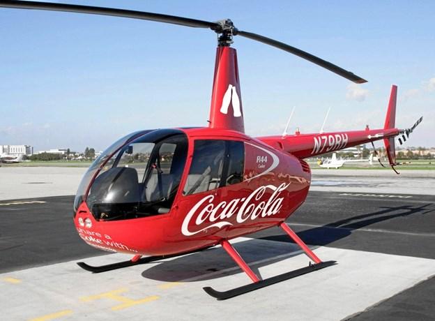 Onsdag lander helikopteren i Frederikshavn