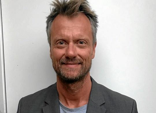 Morten Koppelhus glæder sig til at gå på opdagelse i Aalborgs kulturliv.Foto: Aalborg Kommune