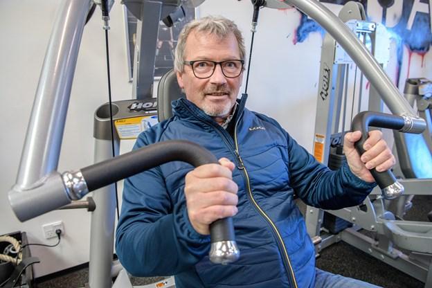 Den nye leder pr. 1.marts Bjørn Kristensen. Foto: Peter Broen. Peter Broen