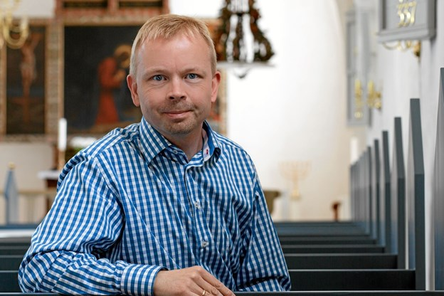 Sognepræst Christian Roar Pedersen