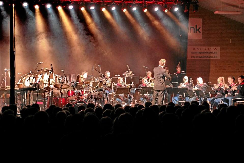 Fantastisk dygtige musikere . Foto: Hans B. Henriksen Hans B. Henriksen