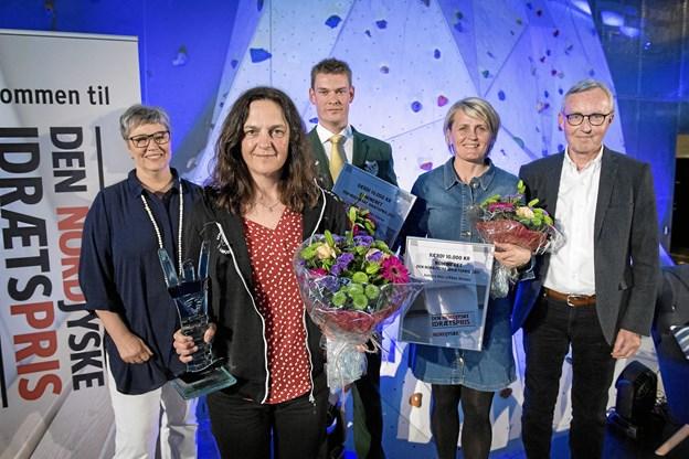 I 2017 løb Kano- og Kajakklubben Limfjorden med hæderen og pengene.