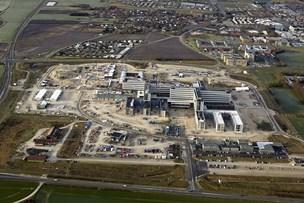 Nordjyllands supersygehus er på alle måder stort - her får du overblikket i kort form