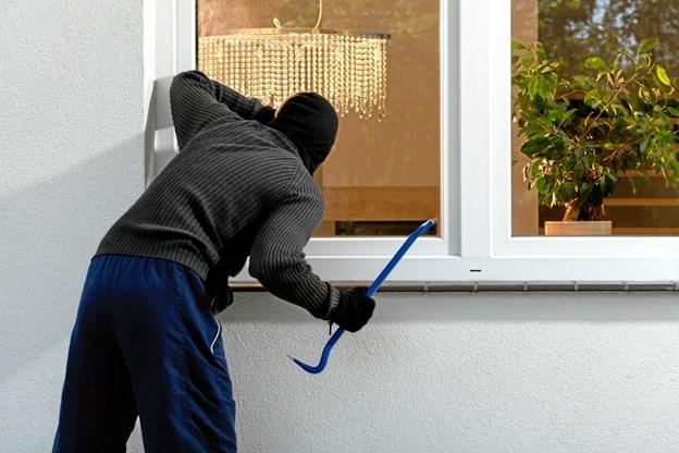Der er flere gode råd om at gøre livet surt for indbrudstyven.Pressefoto