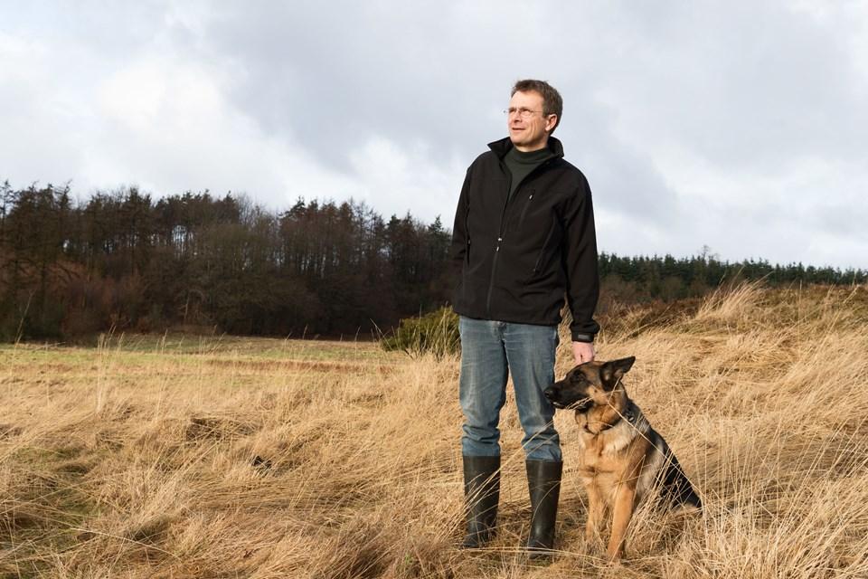 Emil Abkjær Kristensen og Matthew Burnett