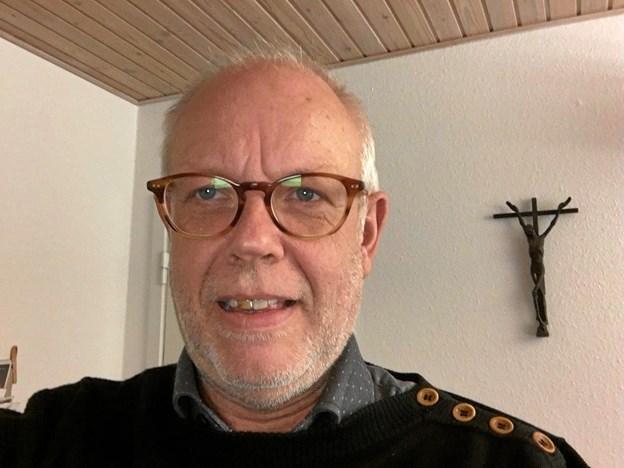 Sognepræst Helge Morre har skrevet ugens livsbekræftende julehistorie om lyset fra Jesus i krybben.