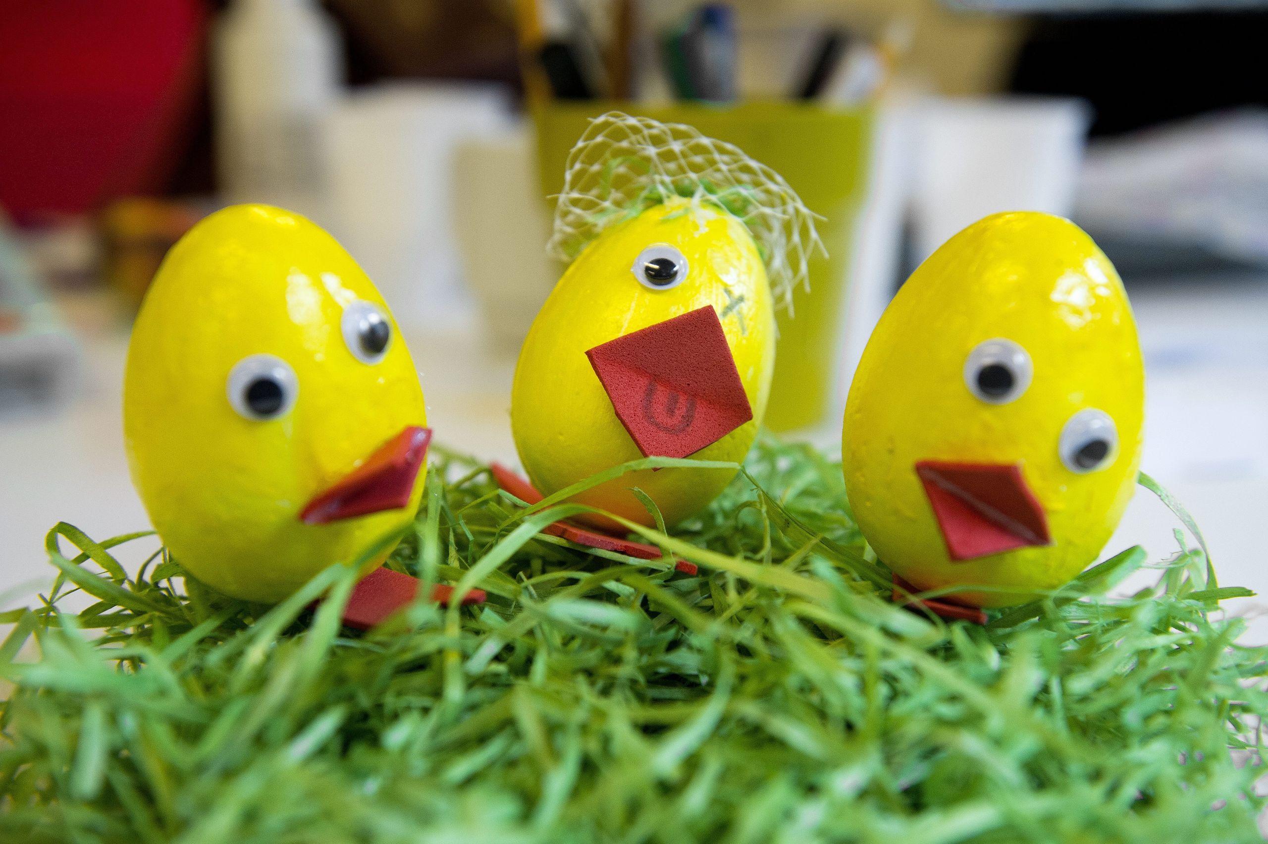 Få ny energi i påskedagene med sjove aktiviteter for hele familien. Arkivfoto: Henrik Bo
