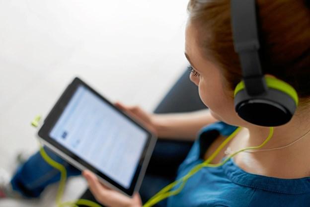 Podcast kan alle lære at lave, så er det bare tilbage at få nogen til at lytte til dem. Foto: Frederikshavn Bibliotek