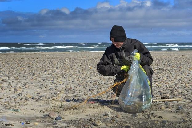 Så skal strandene ryddes
