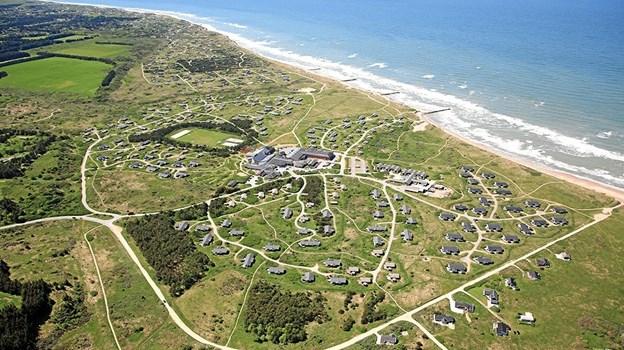 Skallerup Seaside Resort udvider i år med tre spahuse til 18 personer og forøger dermed kapaciteten til i alt 1.892 sengepladser.