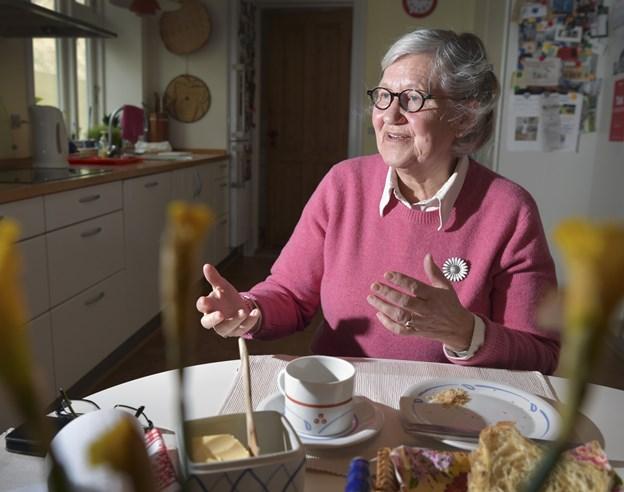 Ældresagen i Brønderslev inviterer til foredrag med Birgit Hjortlund.Arkivfoto: Bente Poder