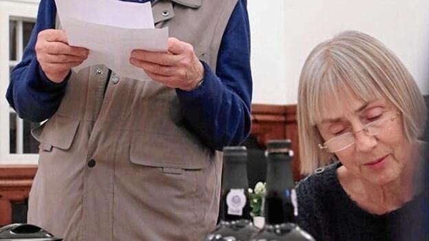 Gartner Andersen varetog som vanligt ordstyreropgaven med myndighed. Privatfoto