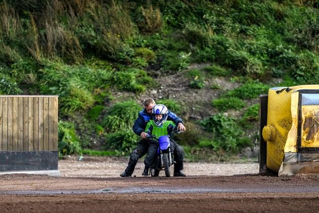 Børn helt ned til fire år kommer til Brovst for at deltage i træningslejren, der er opbygget gennem flere år. Arkivfoto: Nicolas Cho Meier