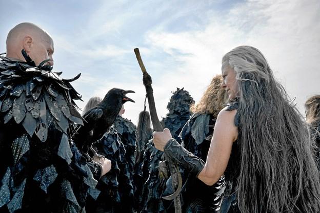 Vildheksen er en ny dansk eventyrfilm.