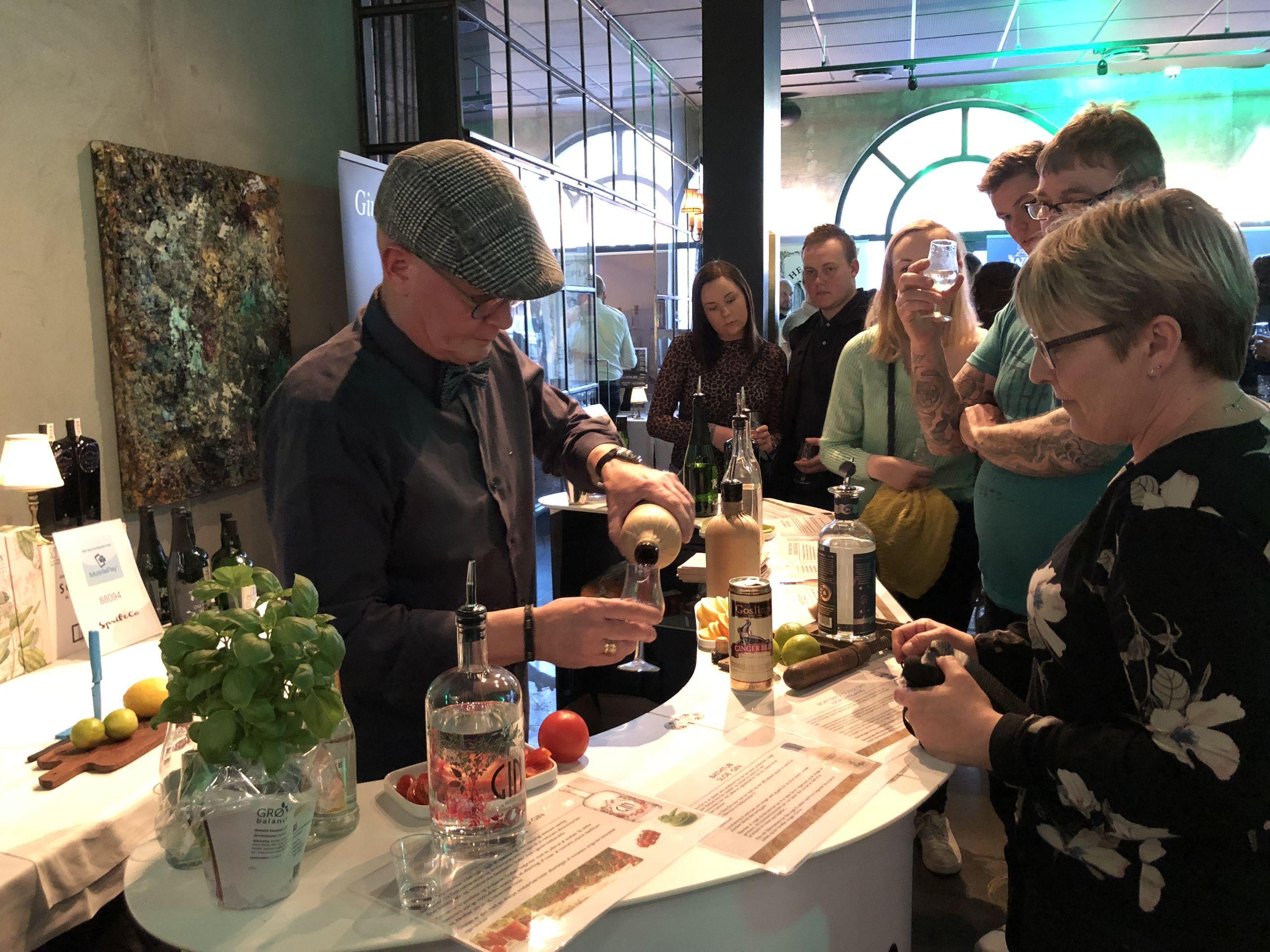 Aalborg Gin Festival har vokseværk, og derfor flyttes arrangementet til nye lokaler på Boulevarden. Privatfoto