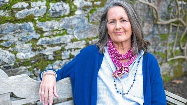 Forfatteren Marcia Willett debuterede i en alder af 50 år - som mange af sine personer i romanerne, bor hun i det smukke Devon. PR-foto.