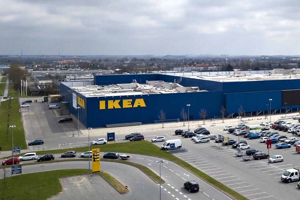 Danskerne Køber Flere Møbler Og Køkkener Hos Ikea Nordjyskedk