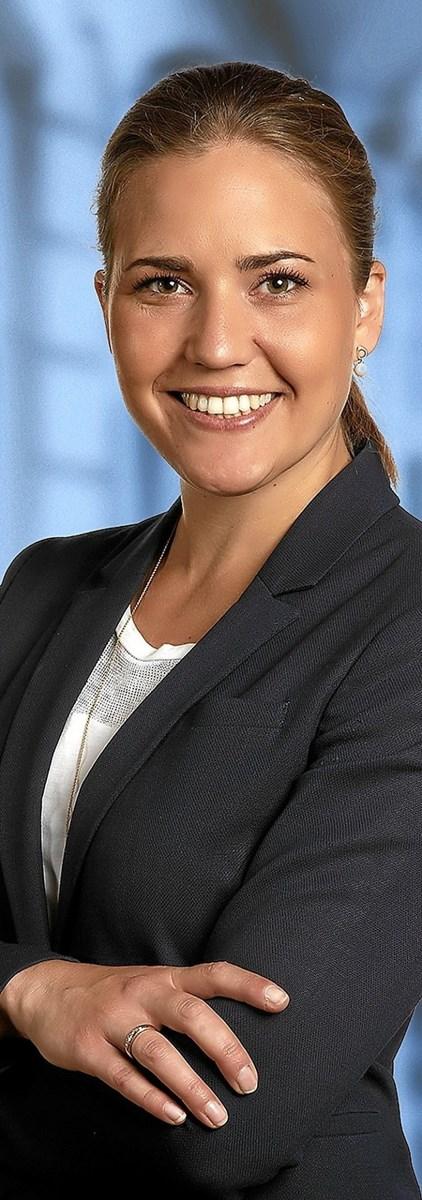 Folketingskandidat Marie Bjerre - varmer i sit indlæg i Haverslev op til det forestående folketingsvalg.  Arkivfoto Marie Bjerre