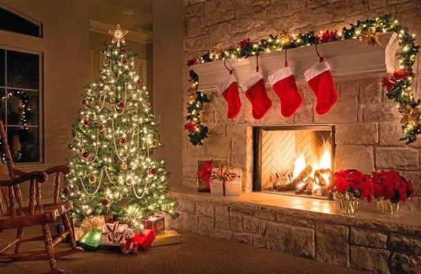 De er vilde med julefrokost i Østervrå