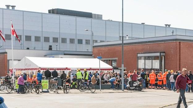 To dage er der masser af gode handler at gøre hos FF Handel. Foto: Bo Hellum for FF Handel.