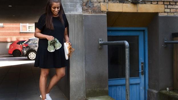a8871ff3446 28-årige Ida Rekha er arrangøren bag det nye marked med sneakers og  streetwear.