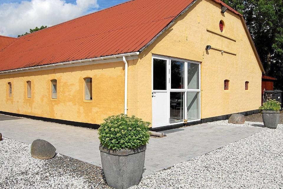 Generalforsamling blev afholdt i Øland Golfklub. Arkivfoto