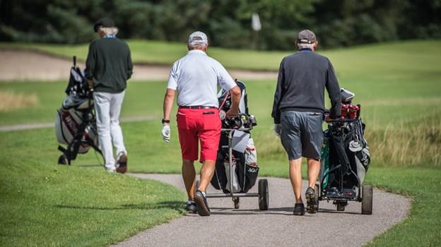 Frederikshavn Golfklub får inden længe en støtteforening. Foto: Martin Damgård