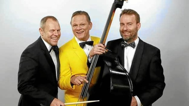"Sigurd Barrett Trio med ""Sigurd Barrett Swingtime Jazz"" kommer til ""Manegen"" i Sæby om aftenen torsdag den 28. maj 2020 som led i næste års jazzfestival i Pinsen i Sæby."